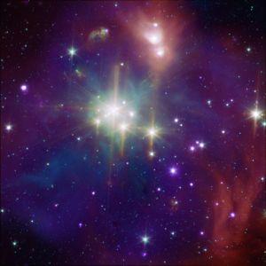 Coronet: A Star Formation Neighbor