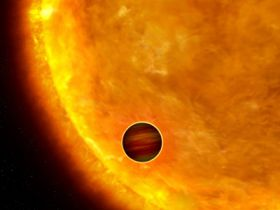 COROT discovers its first exoplanet