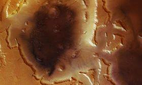 Deuteronilus Mensae Region on Mars