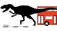 Student identifies enormous new dinosaur