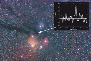 Elusive oxygen molecule finally discovered in interstellar space