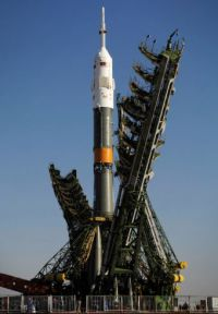 Expedition 16 Ready for Launch