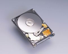 Fujitsu Introduces World's First 2.5'' 7,200 RPM 3.0 Gb/s SATA HDD
