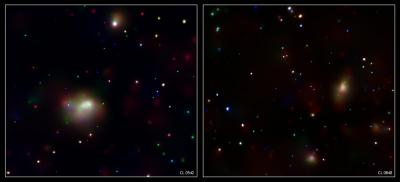 Galaxy Clusters in Sample