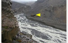 Geologists witness unique volcanic mudflow in action in New Zealand