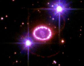 Hubble Telescope Celebrates SN 1987A's 20th Anniversary