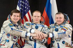 ISS Expedition 15 Crew to Launch from Baikonur