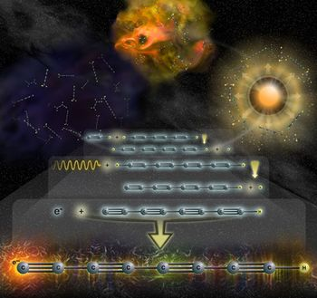 Interstellar Chemistry Gets More Complex With New Negatively-Charged Molecule Discovery