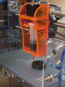 Low-cost, Home-built 3-D Printer Could Launch a Revolution