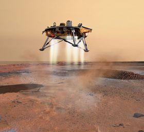 Martian lander Phoenix