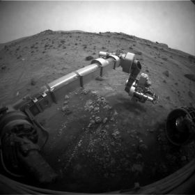 Martian Skies Brighten Slightly