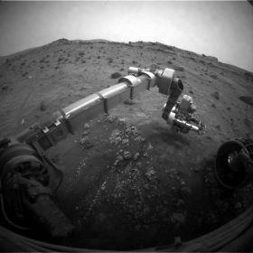 Martian Skies Brighten Slightly