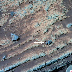 Mars Rover Finds Evidence of Ancient Volcanic Explosion
