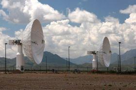 NASA Unveils New Antenna Network in White Sands, N.M.