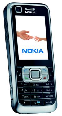 Nokia 6120 classic combines faster download speeds with functionality