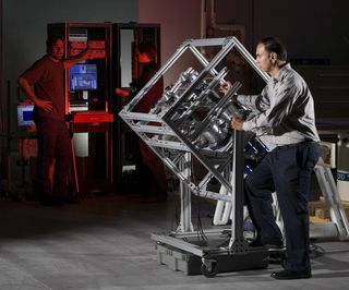 Neutron scatter camera provides a new-and-improved way to look at radiation