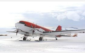 NSF-chartered Plane Crashes While Taking Off from Remote Antarctic Field Camp