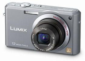 Panasonic Introduces Wide-Angle Compact Camera