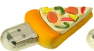 Pizza to Go 1GB Flash Memory