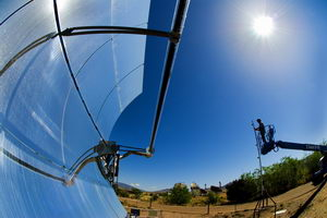 New invention to make parabolic trough solar collector systems more energy efficient