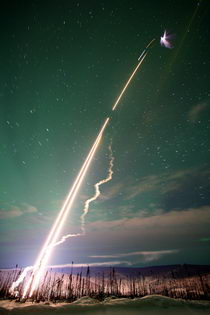 Clemson rocket launches test Alaskan auroras
