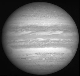 Rosetta and New Horizons watch Jupiter in joint campaign