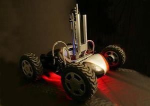 Scarab Robotic Prospector