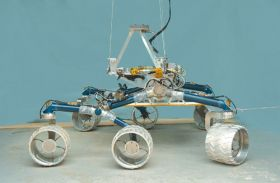 'Scarecrow' Mars Science Laboratory