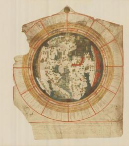 Secrets in rare cartography