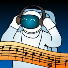 Send your playlist to space with ATV!