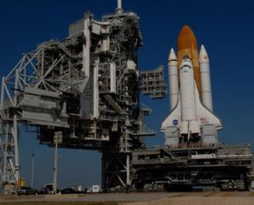 Shuttle 'Go' for Dec. 6 Launch