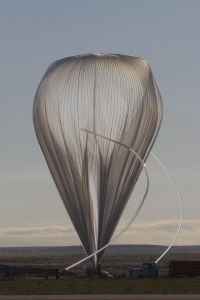 Solar telescope reaches 120,000 feet on jumbo-jet-sized balloon