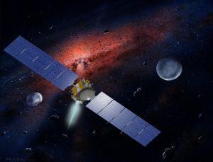 The Dawn Spacecraft