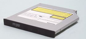 Toshiba Brings World's First Slim HD DVD Re-writable Drive to Notebook PCs