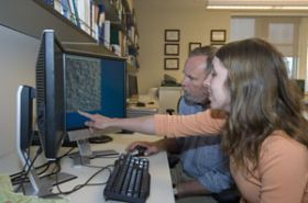 Undergraduate paves way for NASA Mars mission