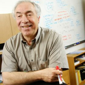 USC College theoretical physicist Itzhak Bars