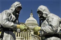 U.S. Struggles With Bioterror Defenses (AP)