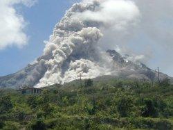 Physicists aim to predict volcano eruption