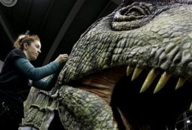 'Walking With Dinosaurs' Opens in Wash. (AP)