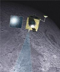 Chandrayaan-1 now in lunar orbit