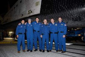 Endeavour Crew Returns Home After Successful Mission