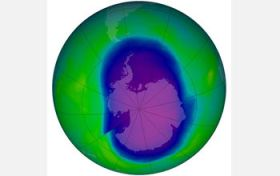 Stratospheric injections to counter global warming could damage ozone layer