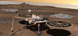 Phoenix Mars Lander Enters Safe Mode