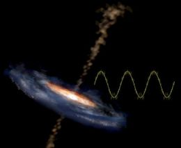 Scientists find black hole 'missing link'
