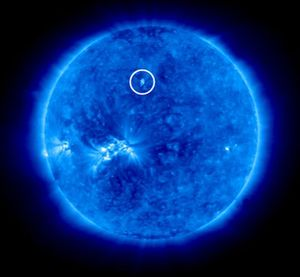 NASA Satellites Capture Start of New Solar Cycle