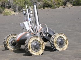 NASA Tests Lunar Rovers and Oxygen Production Technology