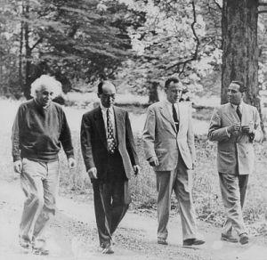 Physicist John Wheeler, Einstein collaborator, dead at 96