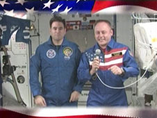 Astronauts To Vote From Space