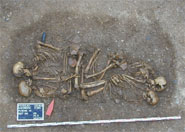 World's earliest nuclear family found