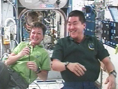 Space Station Crew Prepares for Jan. 30 Spacewalk